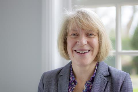 Susan Barratt, CEO of IGD