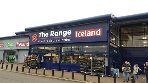 Iceland in The Range
