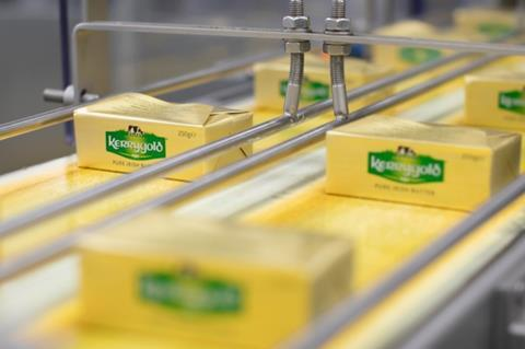 Ornua Kerrygold production line