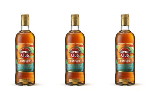 Havana Club spiced rum