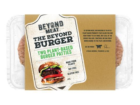Vegan Hit Beyond Burger Finally Lands At Tesco News The