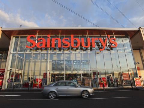Sainsburys fascia web