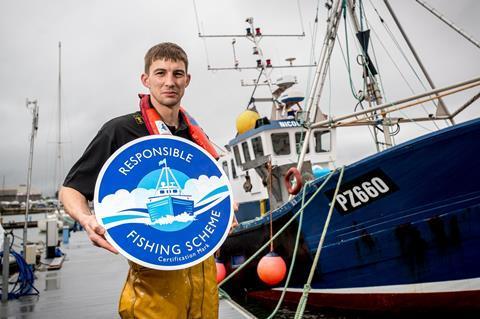 Aldi British Fish - Sound Seafood Plymouth