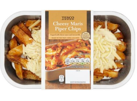 Branston Launches Added Value Potato Products Into Tesco