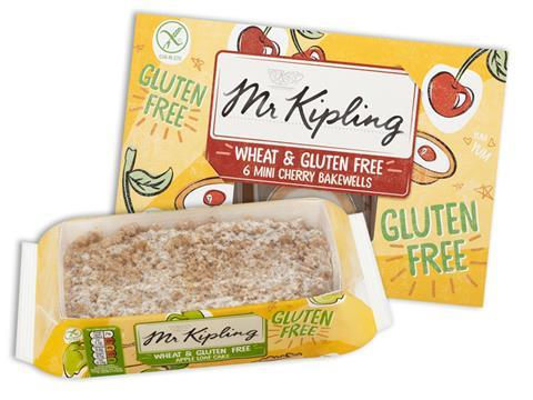 9771fc71b8 Mr Kipling adds first free-from lines and loaf cakes | News | The Grocer
