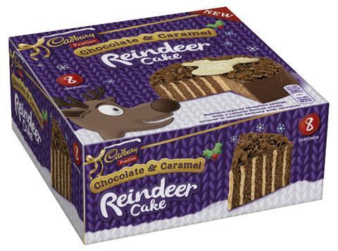 5f1ed127a7 Mr Kipling and Cadbury Cakes Christmas ranges unveiled | News | The ...