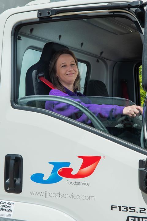 JJ foodservice drivers