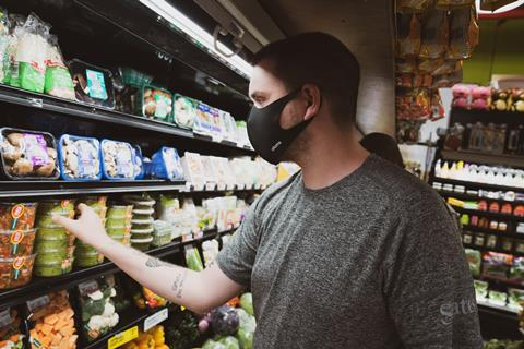 shopper mask