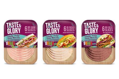 Taste & Glory deli range