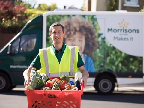Morrisons delivery