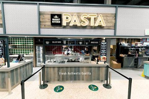morrisons edgbaston market kitchen pasta counter