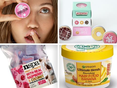Third of shoppers tempted to eat beauty products as 'foodie