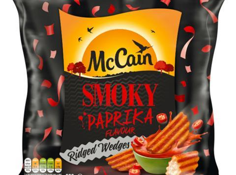 McCain launches Triple Cooked Gastro Chips and Ridged Wedges