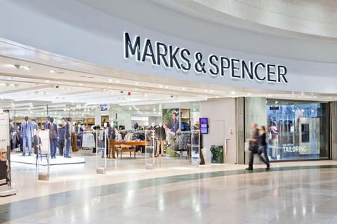 marks and spencer m&s