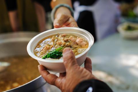 food waste redistribution