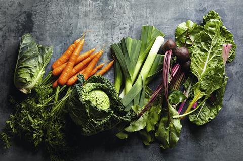 waitrose vegetables