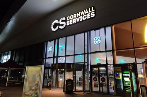 Co-op Cornwall Services