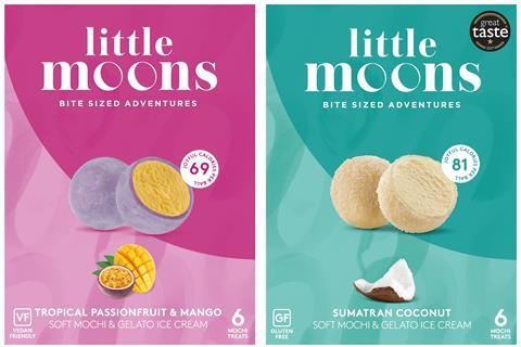 Little moons mochi