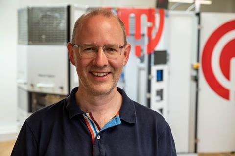 Dr Peter Schroder Karakuri CTO