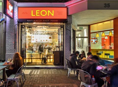 leon outlet London