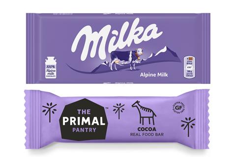 Milka Primal Pantry