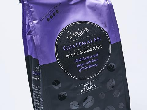 Lidl Deluxe Guatemalan Roast Ground Coffee Analysis