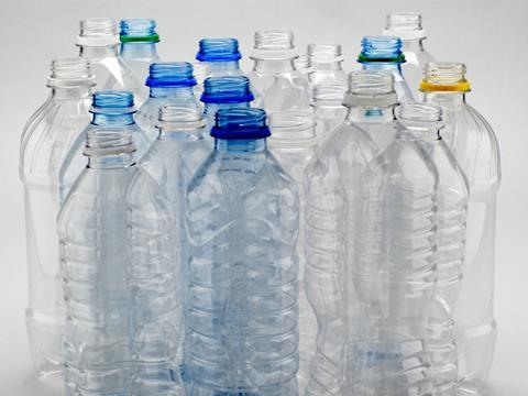 Bottled water suppliers join forces on plastic waste