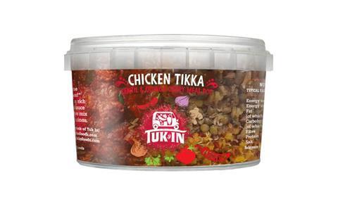 Tuk In Foods Chicken Tikka Pot