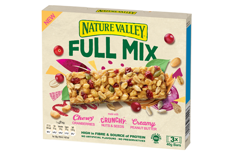 Nature Valley Full Mix