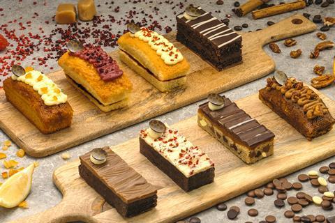 Ellie Warburtons cakes