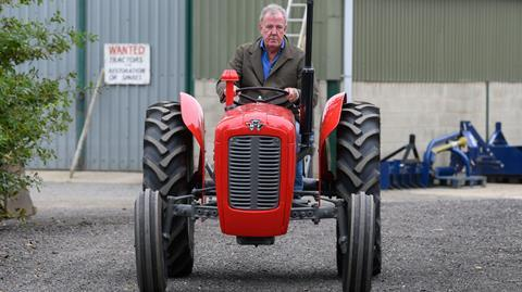 Clarkson tractor