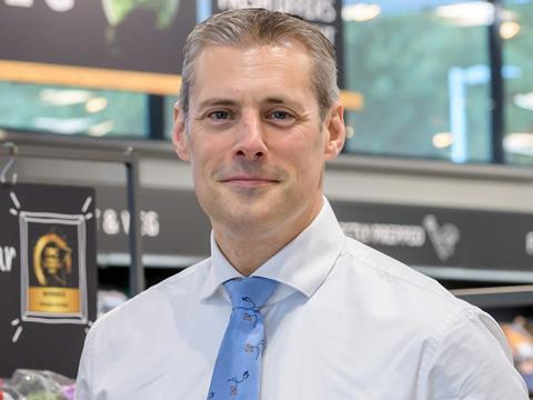 Matthew Barnes promoted to top table seat at Aldi South