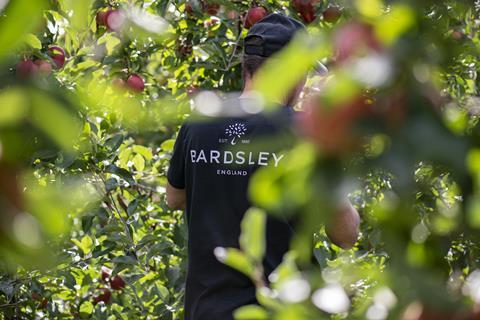 Bardsley England apples