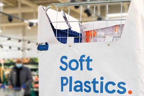 Tesco soft plastics