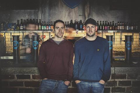 BrewDog founders