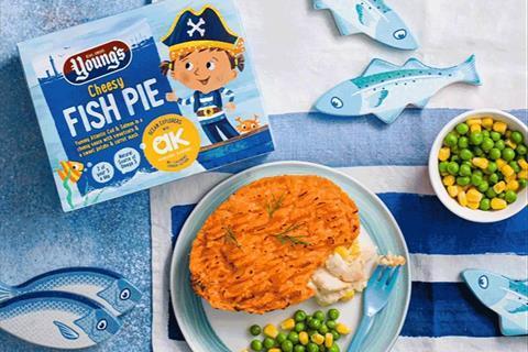 Annabel Karmel Youngs Cheesy Fish Pie
