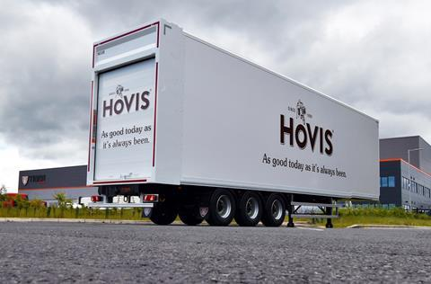 Hovis x Tiger Trailers