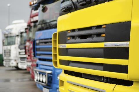The UK is currently suffering from a dearth of lorry drivers