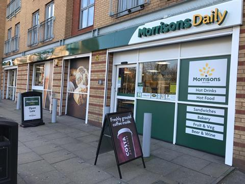 Morrisons Daily image