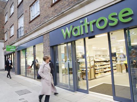 Waitrose Ranked Worst Supermarket For Food Waste Reduction