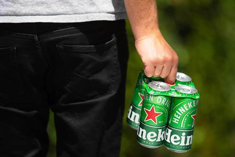Heineken Green Grip 9