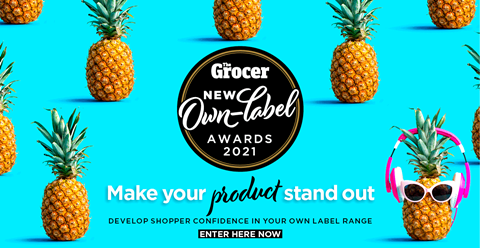 Grocer New Own Label Awards