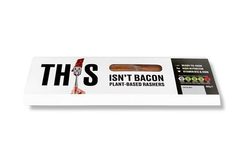 This bacon vegan