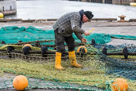 Peterhead Fisherman