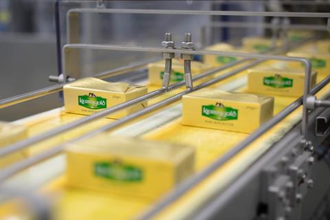 Kerrygold production line