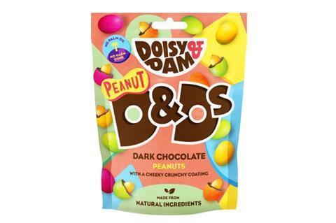 Doisy & Dam Peanut D&Ds