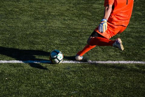 sport footballer