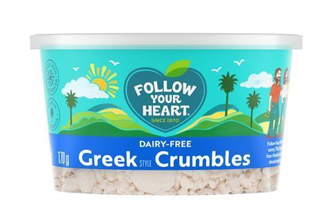 Follow Your Heart Greek Crumbles