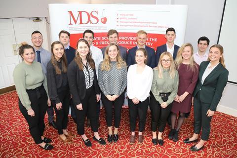 Aldi MDS trainees - 2019 group