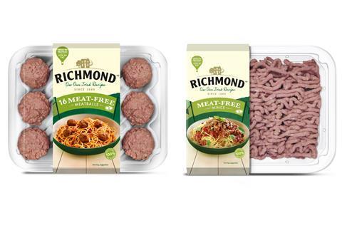 Richmond meat-free NPD